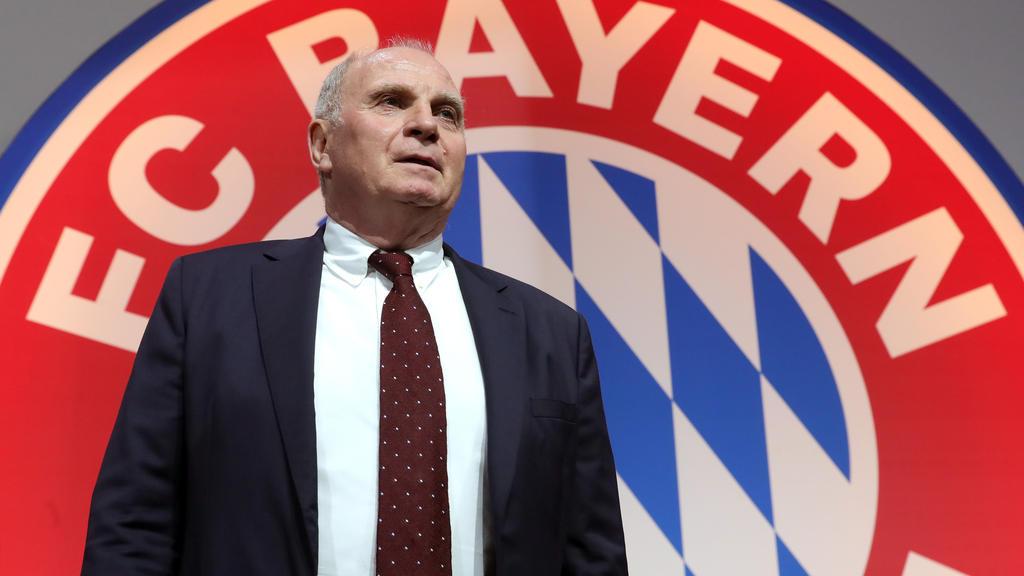 Hoeneß Fc Bayern