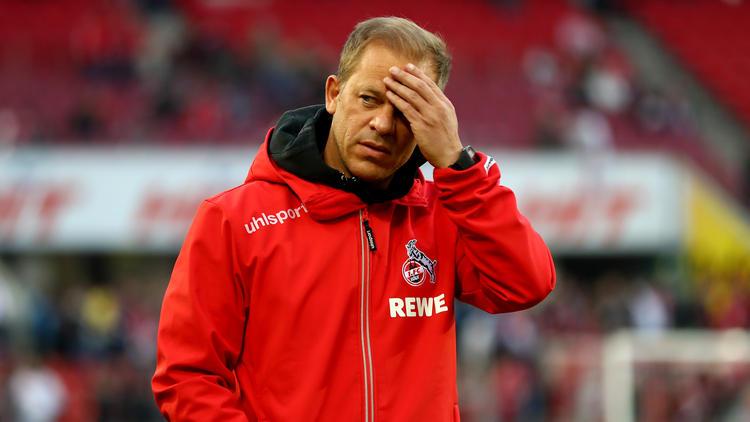 Markus Anfang ist beim 1. FC Köln nicht mehr unumstritten