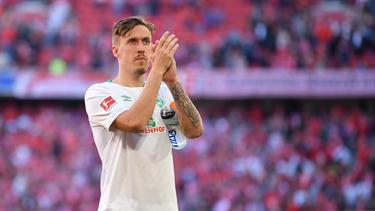 Max Kruse könnte sich dem FC Bayern anschließen
