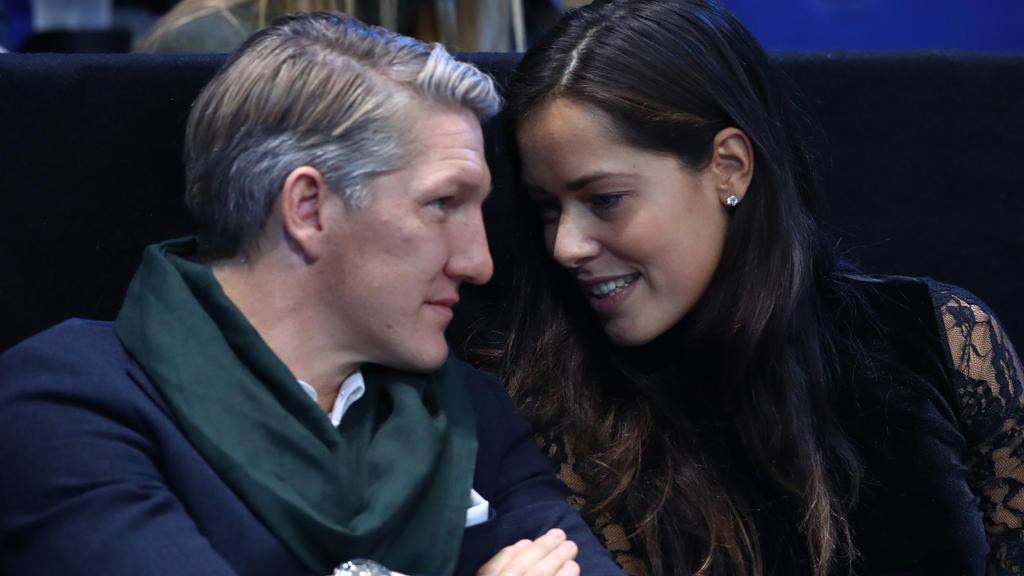 Schweinsteiger und Ivanovic werden wieder Eltern