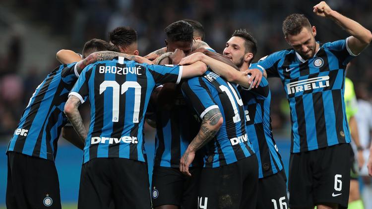 Inter startet 2019/20 in der Champions League