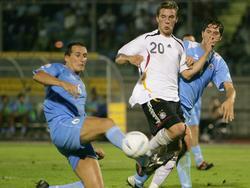 Poldi trifft viermal gegen San Marino