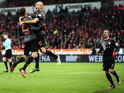 Die Bayern sind wieder obenauf