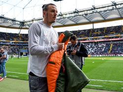 Alex Meier fehlt der Eintracht gegen Köln