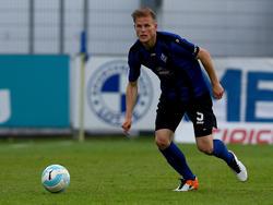 Marcel Seegert unterschreibt beim SV Sandhausen