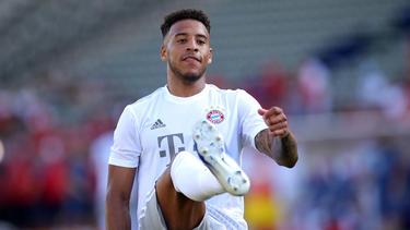Corentin Tolisso will beim FC Bayern wieder voll angreifen