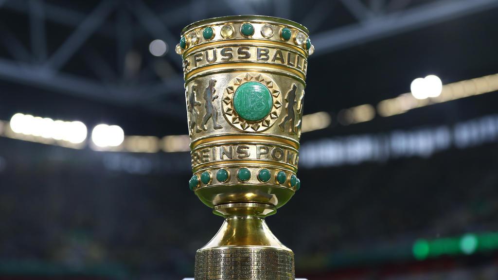 Die zweite Runde des DFB-Pokals wurde am Sonntag ausgelost