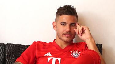 Lucas Hernández kann sich vorstellen, eines Tages für Olympique Marseille zu spielen