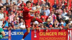 Ivan Perisic ist für ein Jahr von Inter Mailand an den FC Bayern ausgeliehen