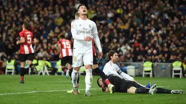 Real Madrid stolpert im Titelrennen in La Liga