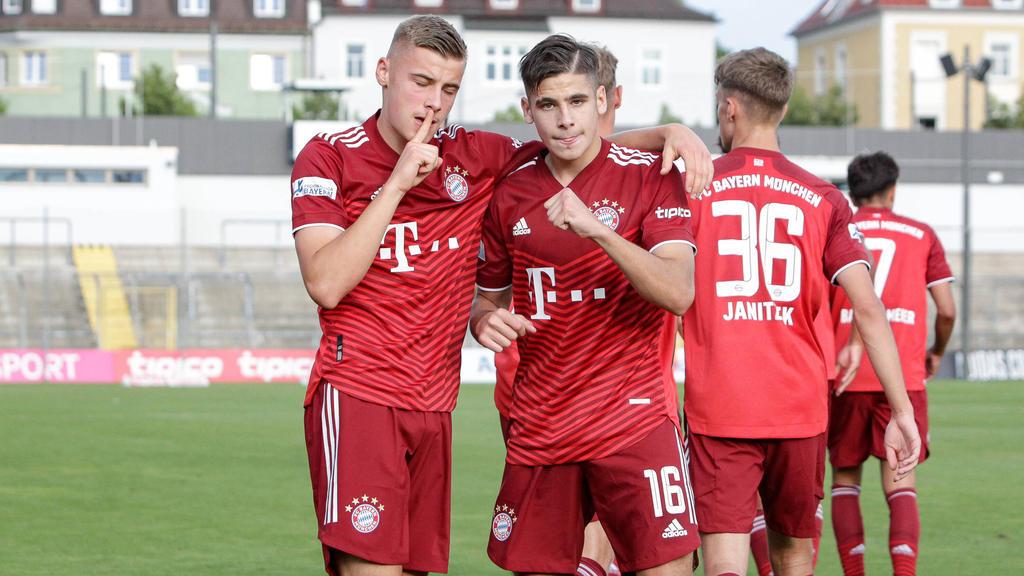 Der FC Bayern II setzt seine Siegesserie fort
