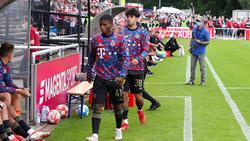 Lucas Copado (38) vom FC Bayern soll das Interesse der Konkurrenz geweckt haben