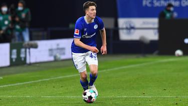 Matthew Hoppe könnte den FC Schalke 04 noch verlassen