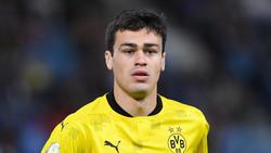 Giovanni Reyna wechselte aus den USA zum BVB