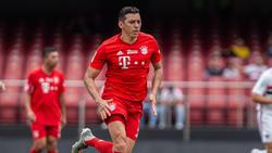 Spielte einst erfolgreich beim FC Bayern: Lucio
