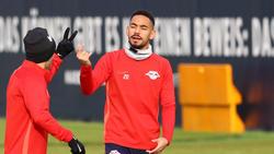 Wechselt von RB Leipzig zu Hertha BSC: Matheus Cunha