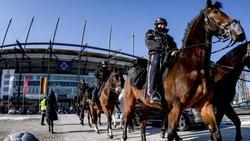 In Hamburg steht das Derby zwischen HSV und FC St. Pauli an