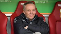 Schaut dem Spiel von BVB-Neuzugang Erling Haaland gerne zu: Freiburgs Trainer Christian Streich