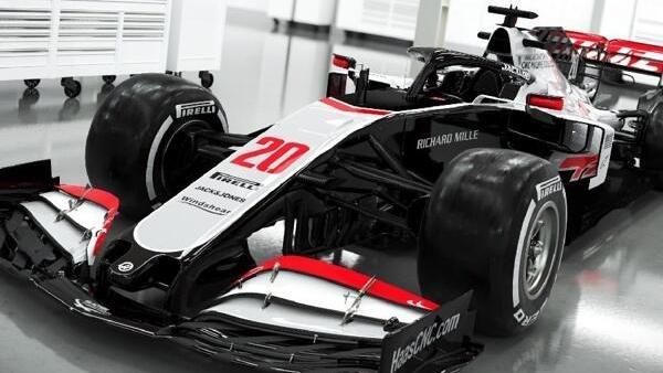 Haas hat als erstes Team sein Auto für die Formel-1-Saison 2020 gezeigt