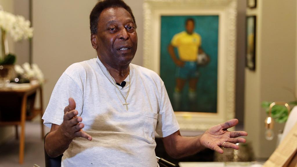 Fußball-Idol Pelé soll an Depressionen leiden