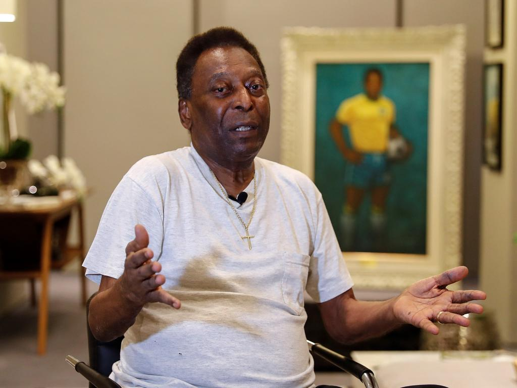 Der ehemalige Weltstar hat sehr mit seinem Gesundheitszustand zu kämpfen