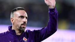 Trainiert schon wieder individuell: Franck Ribéry