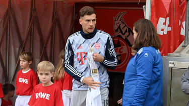 Leon Goretzka könnte dem FC Bayern weiter fehlen