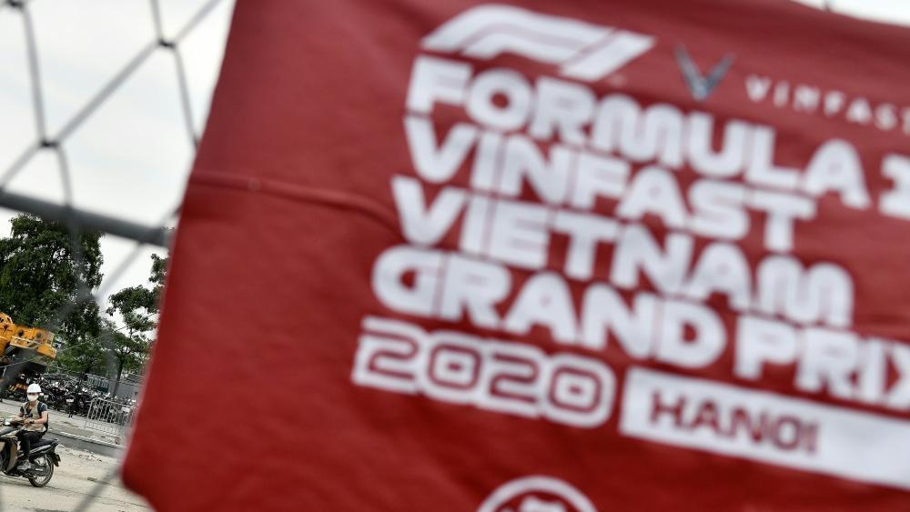 Das F1-Rennen in Vietnam wurde abgesagt