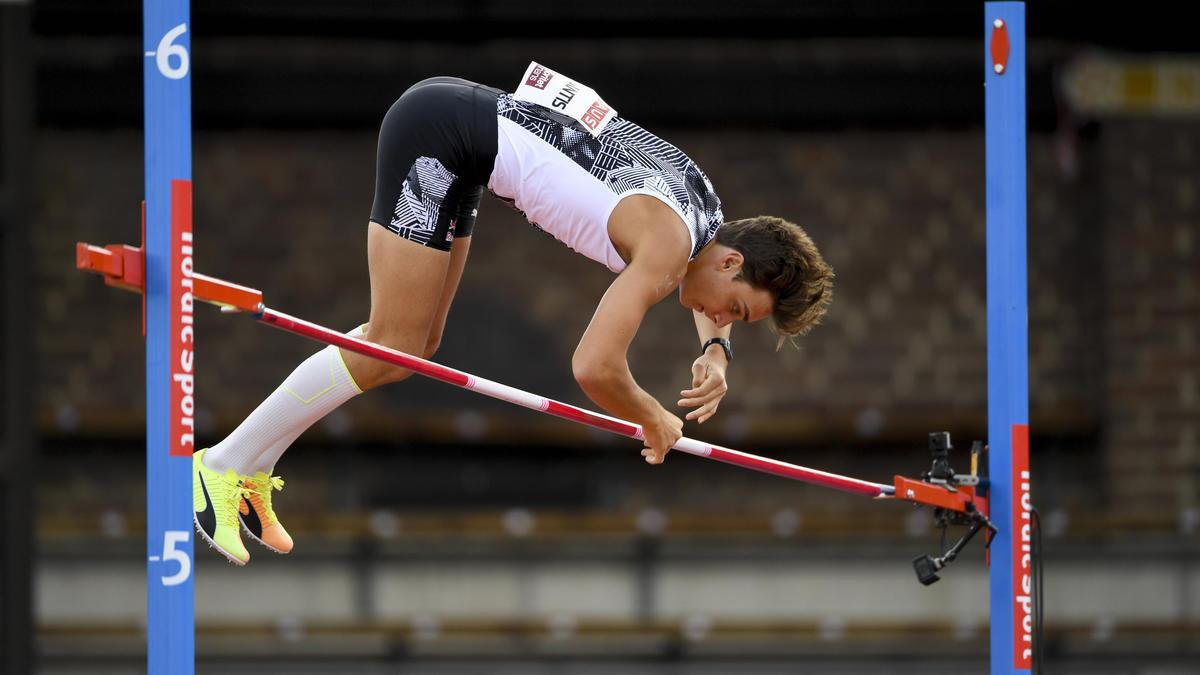 Duplantis knackte erneut die magische 6-Meter-Marke