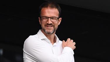 Fredi Bobic hat den Silva-Deal mit eingefädelt