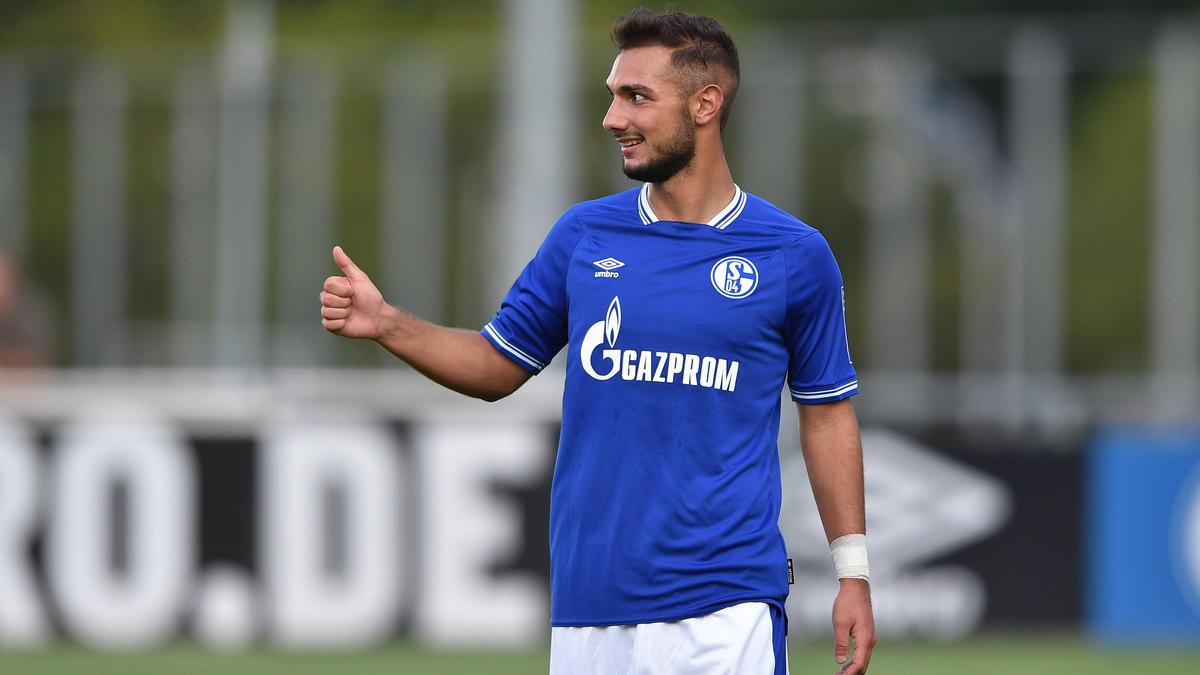 Ahmed Kutucu könnte den FC Schalke 04 noch verlassen