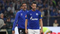 Müssen sich beim FC Schalke 04 zusammenraufen: David Wagner und Mark Uth