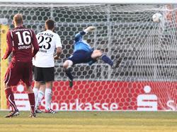 Holzhauser rettet Punkt für Stuttgart