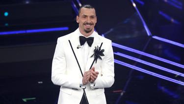 Zlatan Ibrahimovic überzeugt auch als Entertainer
