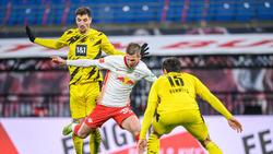Die Partien des BVB und von RB Leipzig wurden verlegt