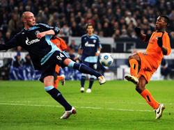 Uefa Cup: Schalke unterliegt Manchester City mit 0:2