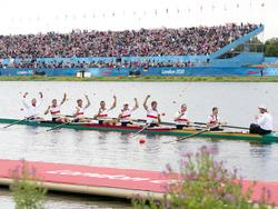 Deutschlandachter holt Gold in London