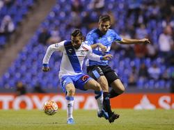 Mexiko gegen Argentinien in der Copa Libertadores