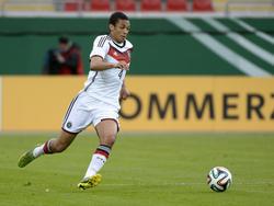 Malcolm Cacutalua spielte bereits für Deutschlands U20