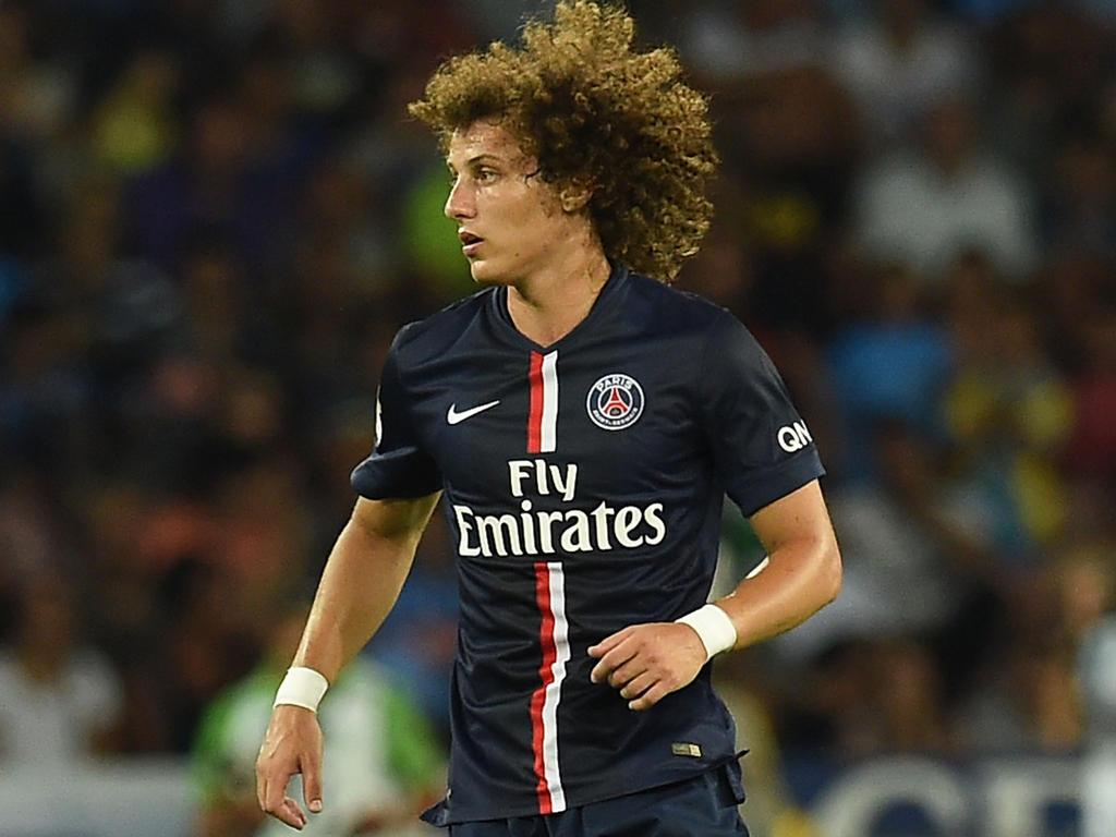 David Luiz marcó el primero para su equipo. (Foto: Getty)