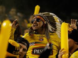 El Barcelona lidera la liga ecuatoriana. (Foto: Getty)