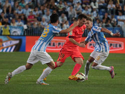 Messi gestoppt