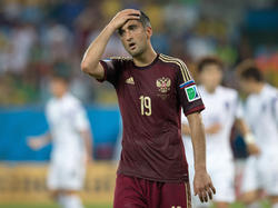 Aleksandr Samedov will in Wien drei Punkte