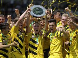 Dortmund verteidigt den Titel