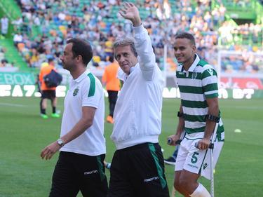 Jorge Jesus will mit Sporting um den Titel mitspielen