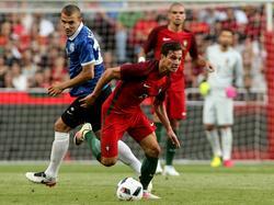 Cédric Soares will mit Portugal den großen Wurf landen