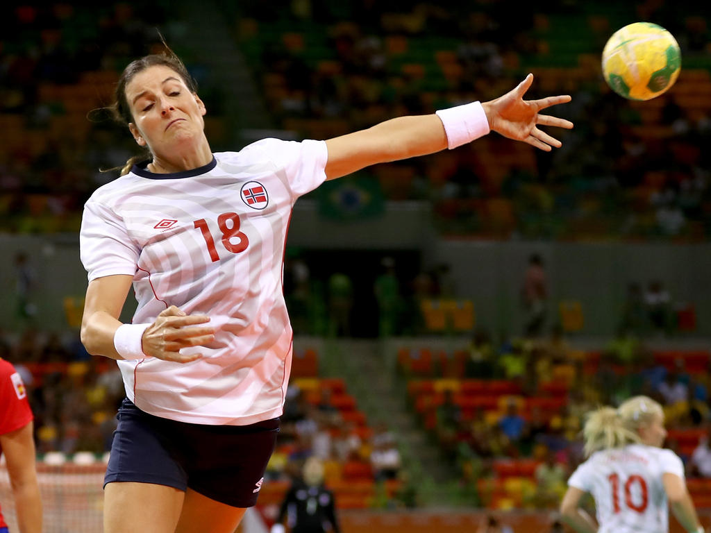 Norwegens Handballerinnen sichern sich die Bronzemedaille