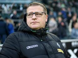 Max Eberl hat sich bei Julian Nagelsmann entschuldigt