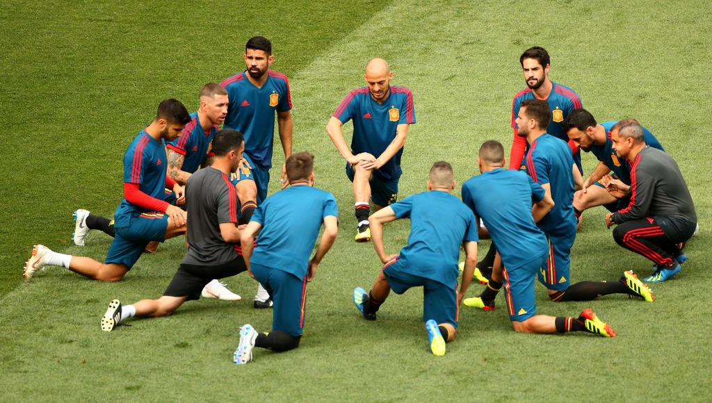 Spanien will das Viertelfinale buchen