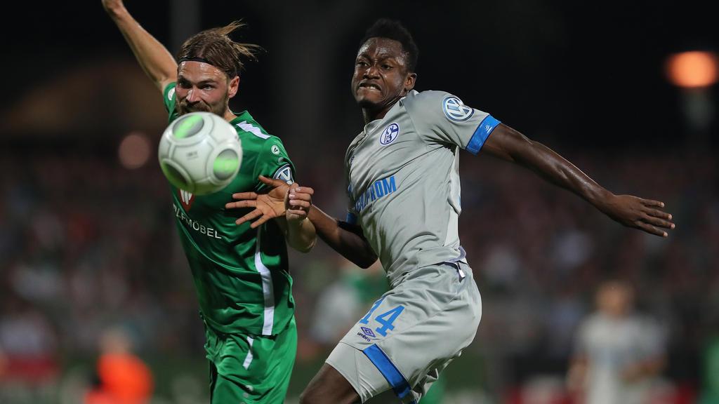 Abdul Rahman Baba feierte erfolgreichen Saisonbeginn beim FC Schalke 04